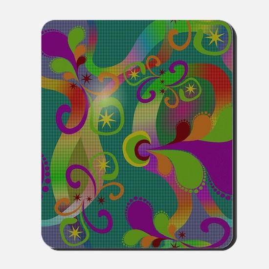 Abstract Art Mousepad