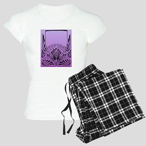 Purple Art Women's Light Pajamas
