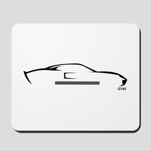Ford GT40 Mousepad
