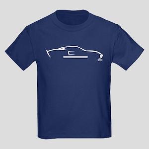Ford GT40 Kids Dark T-Shirt