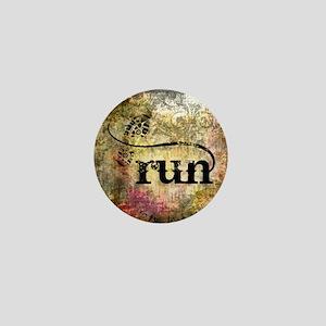 Run by Vetro Jewelry & Designs Mini Button