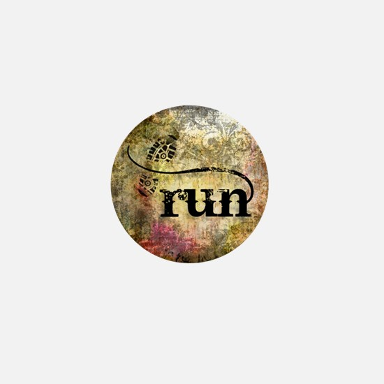 Run by Vetro Jewelry & Designs Mini Button