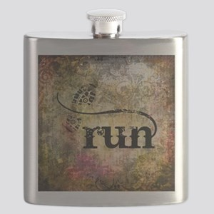 Run by Vetro Jewelry & Designs Flask