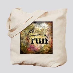 Run by Vetro Jewelry & Designs Tote Bag