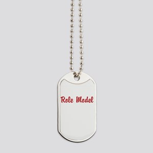 Role Model Dog Tags