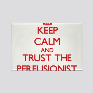 Keep Calm and Trust the Perfusionist Magnets