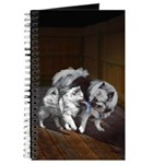 Keeshond Playtime Journal