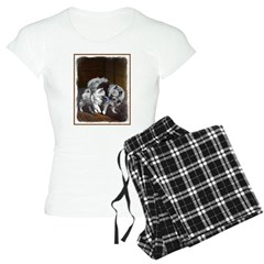 Keeshond Playtime Pajamas