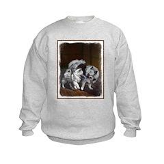 Keeshond Playtime Sweatshirt