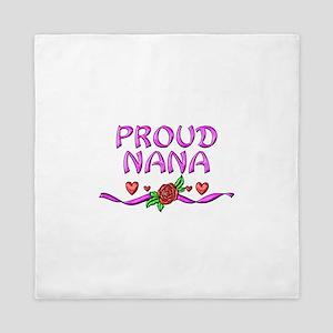 Proud Nana Queen Duvet