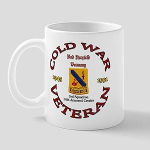3rd Squadron 14th ACR Mug