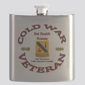 3rd Squadron 14th ACR Flask