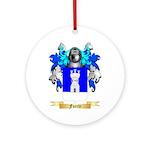 Fuerte Ornament (Round)