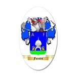 Fuentes 35x21 Oval Wall Decal