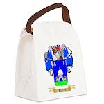 Fuentes Canvas Lunch Bag
