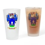 Fuentes Drinking Glass
