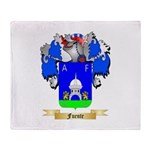 Fuente Throw Blanket