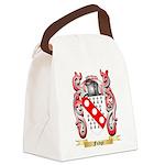 Fudge Canvas Lunch Bag
