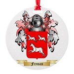 Fryman Round Ornament