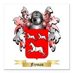 Fryman Square Car Magnet 3