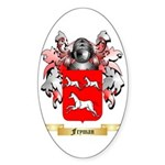 Fryman Sticker (Oval 50 pk)