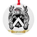Fryer Round Ornament
