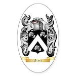 Fryer Sticker (Oval 10 pk)