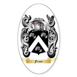 Fryer Sticker (Oval 50 pk)