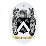 Fryer Ornament (Oval)