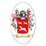 Frye Sticker (Oval 50 pk)