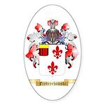 Frydryehowski Sticker (Oval)