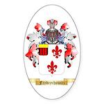 Frydrychowicz Sticker (Oval)