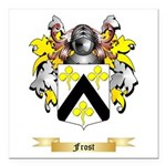 Frost Square Car Magnet 3