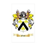 Frost Sticker (Rectangle 10 pk)
