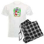 Fronzek Men's Light Pajamas