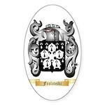 Frolovski Sticker (Oval 10 pk)