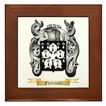 Frolovski Framed Tile