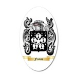 Frolov 20x12 Oval Wall Decal