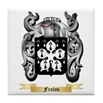 Frolov Tile Coaster