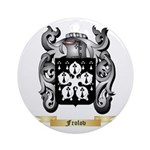 Frolov Ornament (Round)