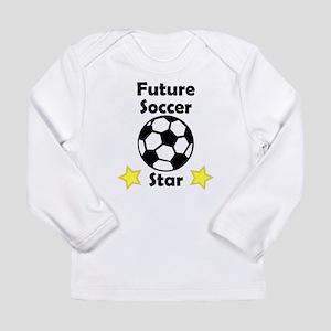 Future Soccer Star Long Sleeve T-Shirt