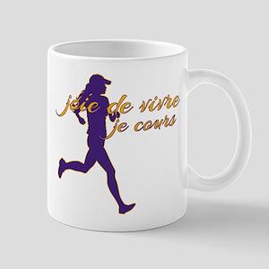Joy of Living I Run Mugs