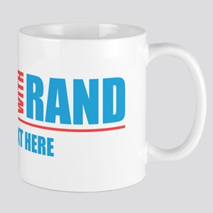 Personalized Stand With Rand Mugs