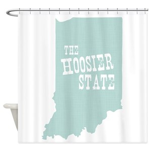 Appalachian State Shower Curtains