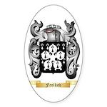 Frolkov Sticker (Oval)