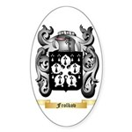 Frolkov Sticker (Oval 10 pk)