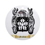 Frolkin Ornament (Round)