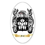 Frol Sticker (Oval 50 pk)