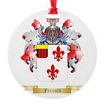 Frizzotti Round Ornament