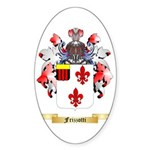 Frizzotti Sticker (Oval 50 pk)